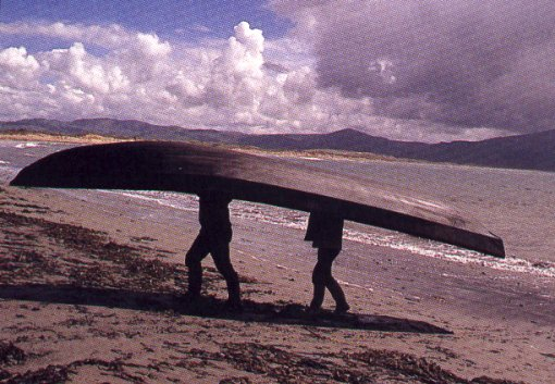 how to build a currach