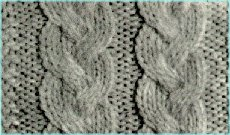 Celtic Heart Knot Knitting Pattern Free : CELTIC VEST KNITTING PATTERN Free Knitting and Crochet Patterns